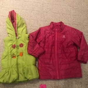 Other - Girls bundle of jackets